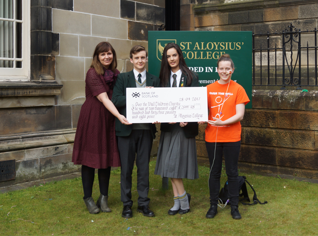 St Als Breaks Fundraising Record to Boost Charity 'Over the Wall'