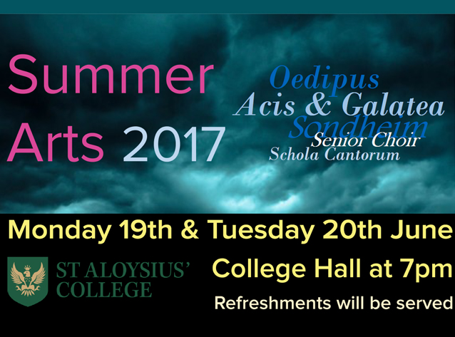 Preparations Underway for the Summer Arts Event