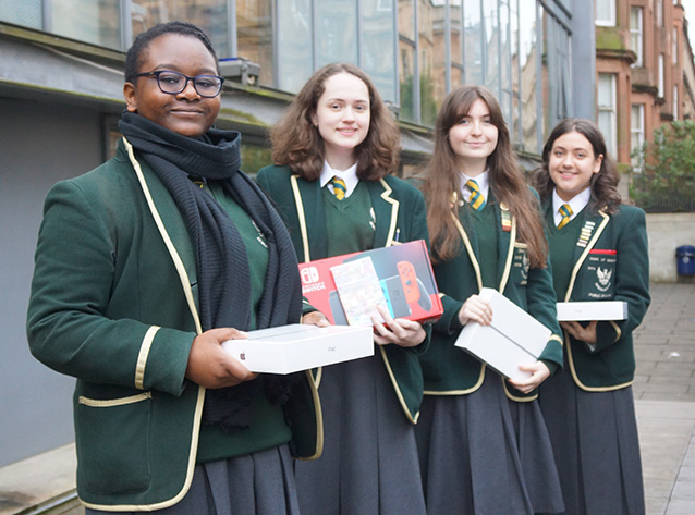 Success for St Aloysius' at J.P. Morgan Generation Tech event